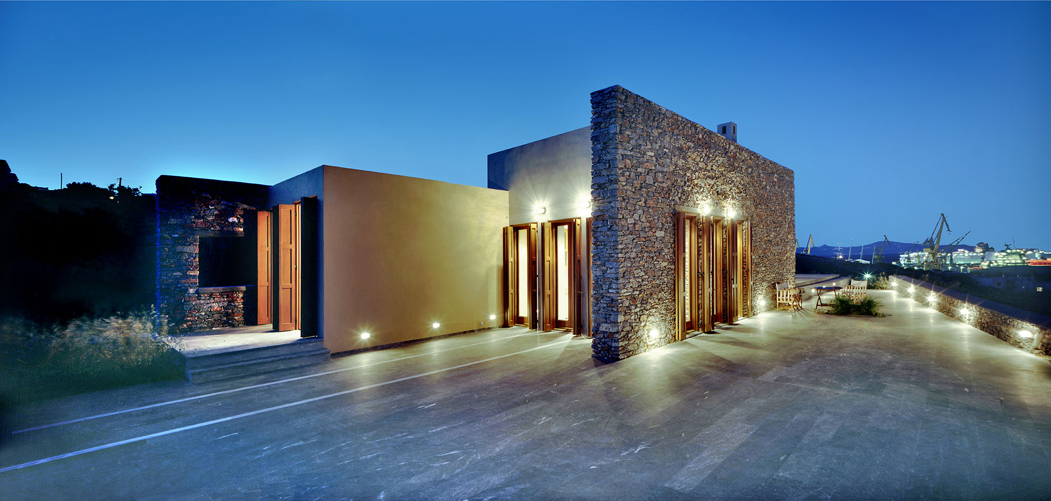 Vacation house in Syros
