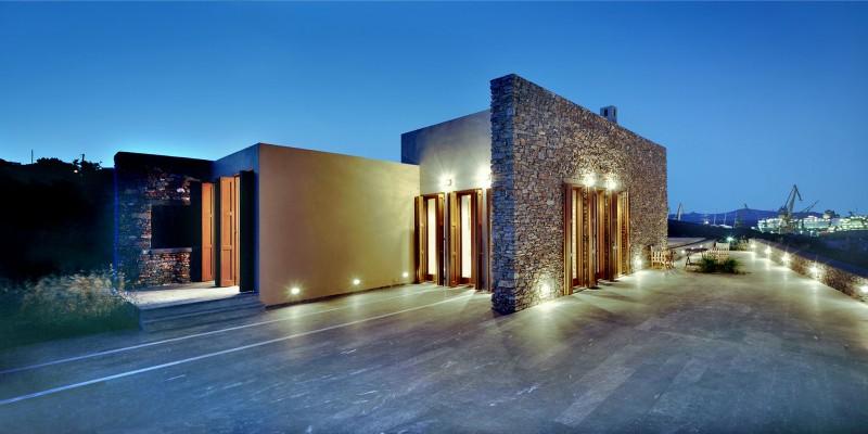 Σπίτι  διακοπών στη Σύρο